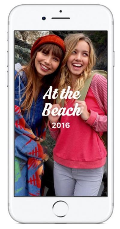 Memories en iOS 11