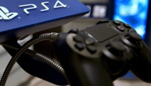 PlayStation 4 encender TV