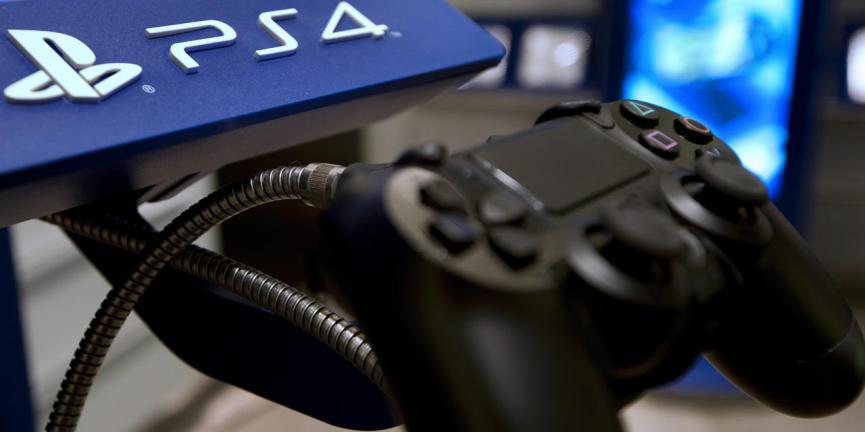 PlayStation 4 encender TV
