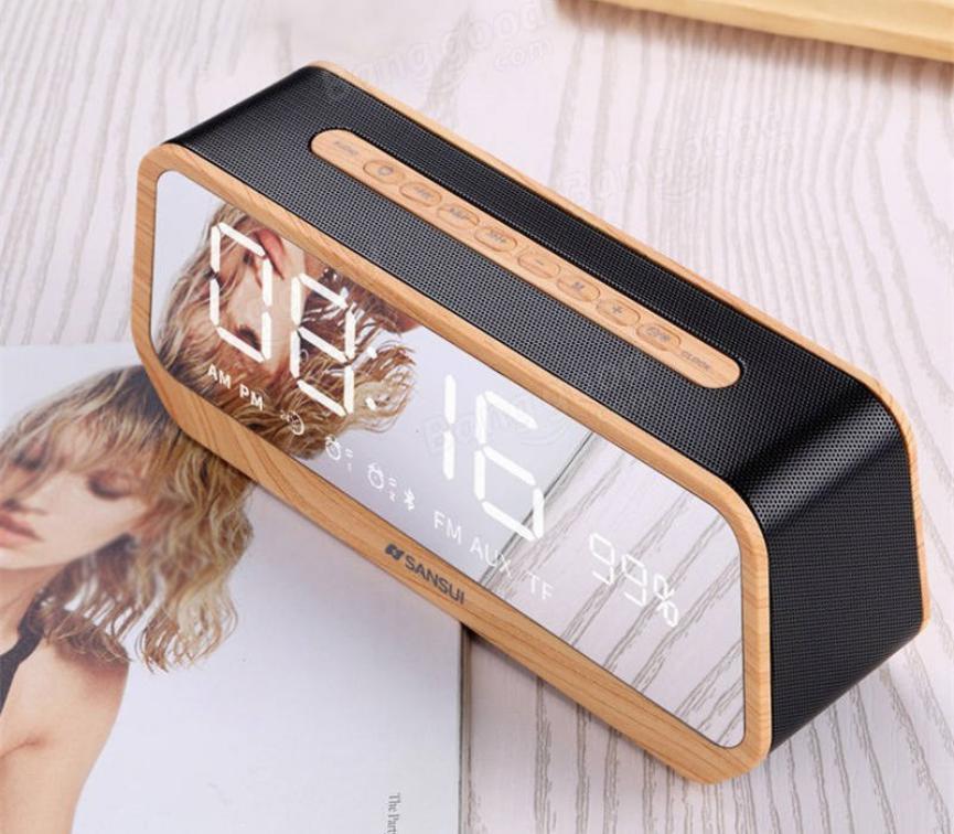 Sansui Mirror LED y su pantalla-espejo