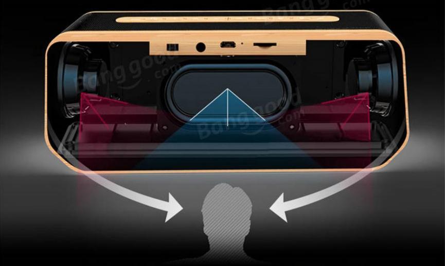 Sansui Mirror LED y su sonido espacial