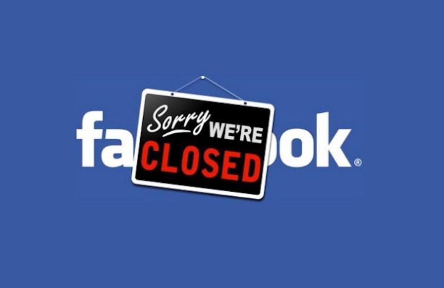 Cuenta inhabilitada de Facebook