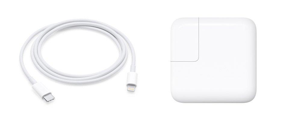 iPhone de Apple carga rapida