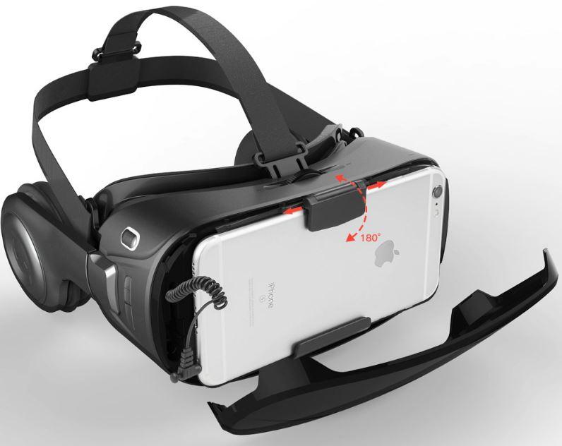 gafas VR para un iphone