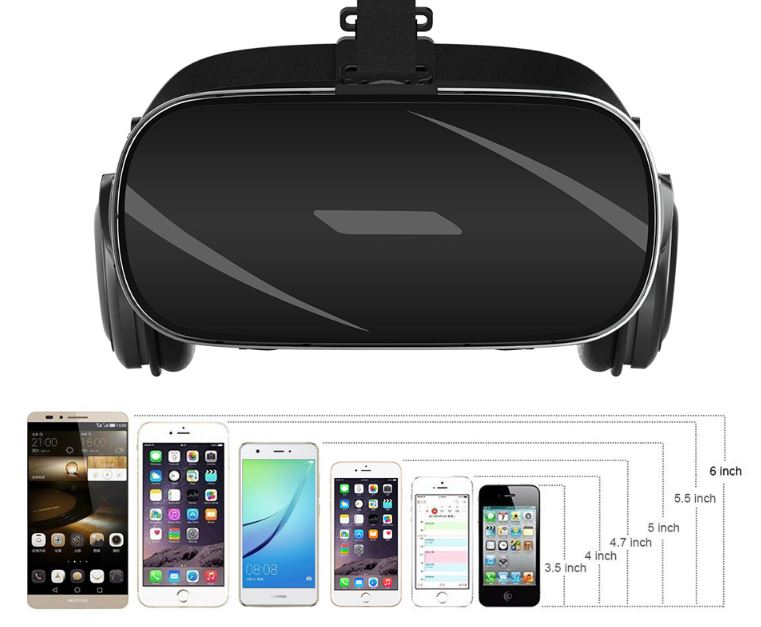 gafas VR para peliculas online