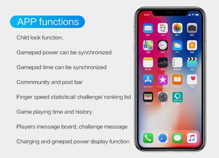 iPega PG-9063 palanca videojuegos android iphone 02