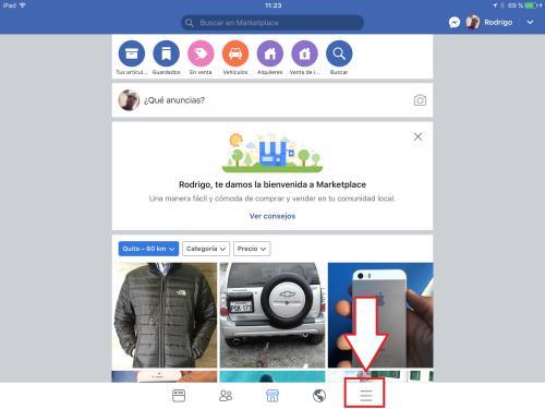reconocimiento facial en Facebook