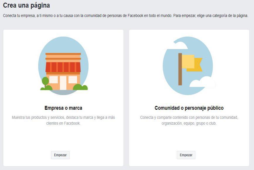 migrar un Perfil de Facebook a Fans Page