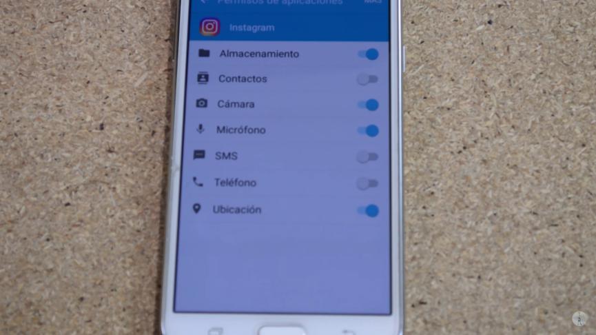 activar ubicacion si superzoom instagram no aparece