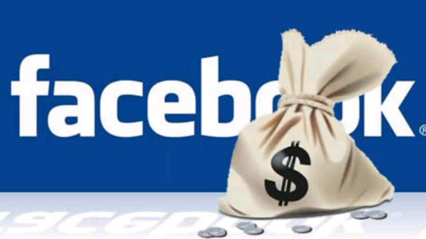 Dinero en Facebook