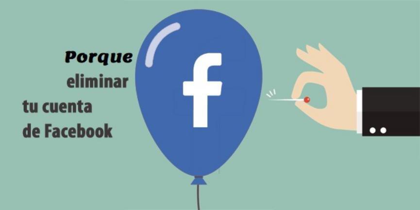 porque eliminar facebook